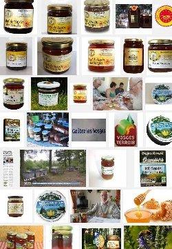 Miel de sapin des Vosges (aoc-aop)